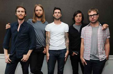 Maroon 5 is an American pop rock band from Los Angeles, California, Songstune.com