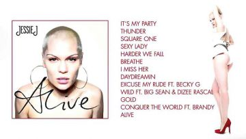 Alive is the second studio album by English singer-songwriter Jessie J.