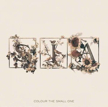 Colour the Small One is the third album by Australian singer-songwriter Sia, Songstune.com