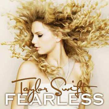 Fearless is 2nd studio album by American singer-songwriter Taylor Swift, Songstune.com