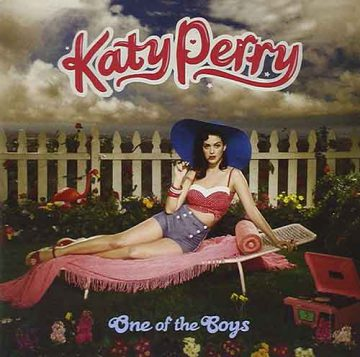 One of the Boys is the second studio album by American singer Katy Perry, Songstune.com