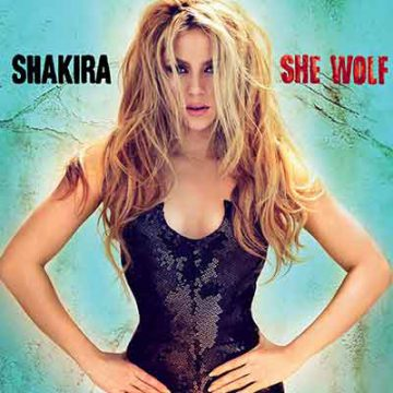 She Wolf is the eighth album by Colombian singer-songwriter Shakira, Songstune.com