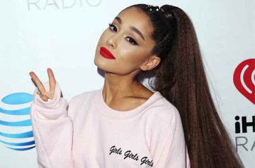 Ariana Grande is an American singer and actress, Songstune.com
